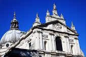 picture of kensington  - The Church of the Immaculate Heart of Mary commonly known as the Brompton Oratory is a Catholic church in Kensington - JPG