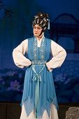 Chinese Opera - Angry Wife