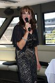 LOS ANGELES - APR 21:  Kate Linder at the Wolveck 70th Anniversary Celebration at the Dream On Yacht