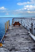 Dock Park In Marquette Michigan