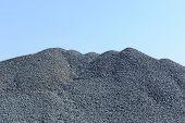 Pile Of Gravel