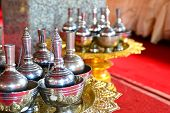 Buddhist's Grail. For Buddhist Prayer