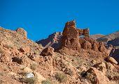 Ruined Morocco Kasbah