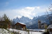 Dolomites Mountain Village