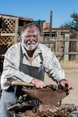 Old West Blacksmith