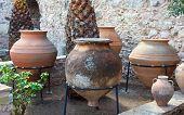 Giant Amphoras