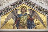 Mosaic Of Saint Michael