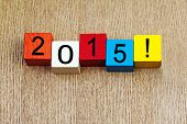 2015 - Sign For The New Year