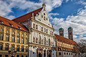 Jesuit Church In Munich