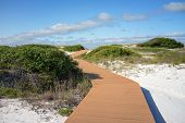 Sand Dunes Boardwalk