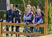 Cossack Folklore Ensemble.