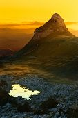 Sunrise In Mountains - Durmitor National Park