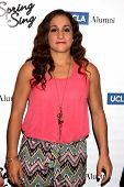 LOS ANGELES - MAY 16:  Jodyn Wieber at the UCLA's Spring Sing 2014 at Pauley Pavilion UCLA on May 16