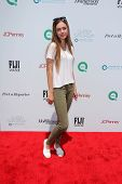 LOS ANGELES - MAY 17:  Delilah Belle Hamlin at the Ovarian Cancer Research Funds Inaugural Super Sat