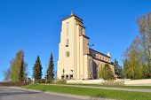 Jyvaskyla Lutheran Church
