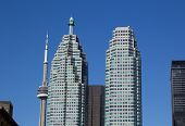 Td Towers And The Cn Tower