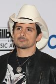 LAS VEGAS - MAY 18:  Brad Paisley at the 2014 Billboard Awards at MGM Grand Garden Arena on May 18,