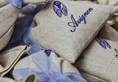Avignon Souvenirs - Little Sacks With Lavender