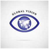 Global and vision Sign