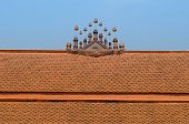 Temple Roof Tile