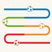 Football Button S Bend Slider