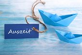 Boats With Auszeit