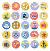 Tourism icons se