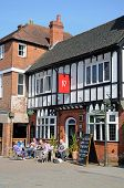 George IV Pub, Lichfield, England.
