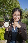 Timer Woman