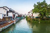 Nanjing Scenery Of The Qinhuai River