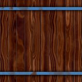 Wood Barrel Generated Seamless Hires Texture