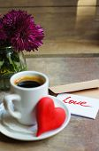 Coffee And Hearts