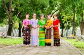 People Of Tai Yai