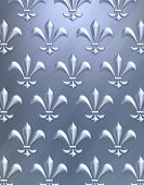 fleur de lis pattern background