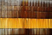Wall Rusty Corrugated Metal Sheet