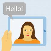 Tablet Communication