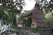 Cook's cottage, Fitzroy Gardens, Melbourne, Australia