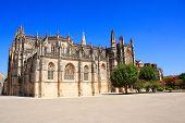 Santa Maria da Vitoria monastery, Batalha, Portugal