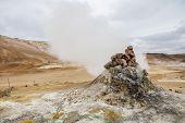 Icelandic Fumarole