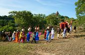 Amazing Panoramic,kate Festival, Cham Traditional Culture