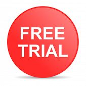 free trial web icon