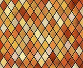 abstract stained glass window pattern background