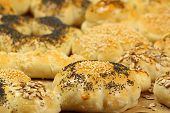 Hot Bread Rolls