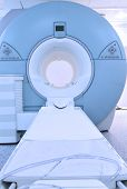 pic of mri  - Modern MRI machine - JPG