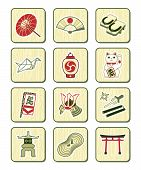 Japanese icons | BAMBOO series