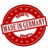One Hundred Percent Made In Germany