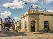 San Jose City Street Uruguay