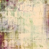 Art grunge vintage textured background. With different color patterns: yellow, brown, gray