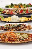 Thai Food Set
