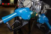 Refueling Diesel To Car